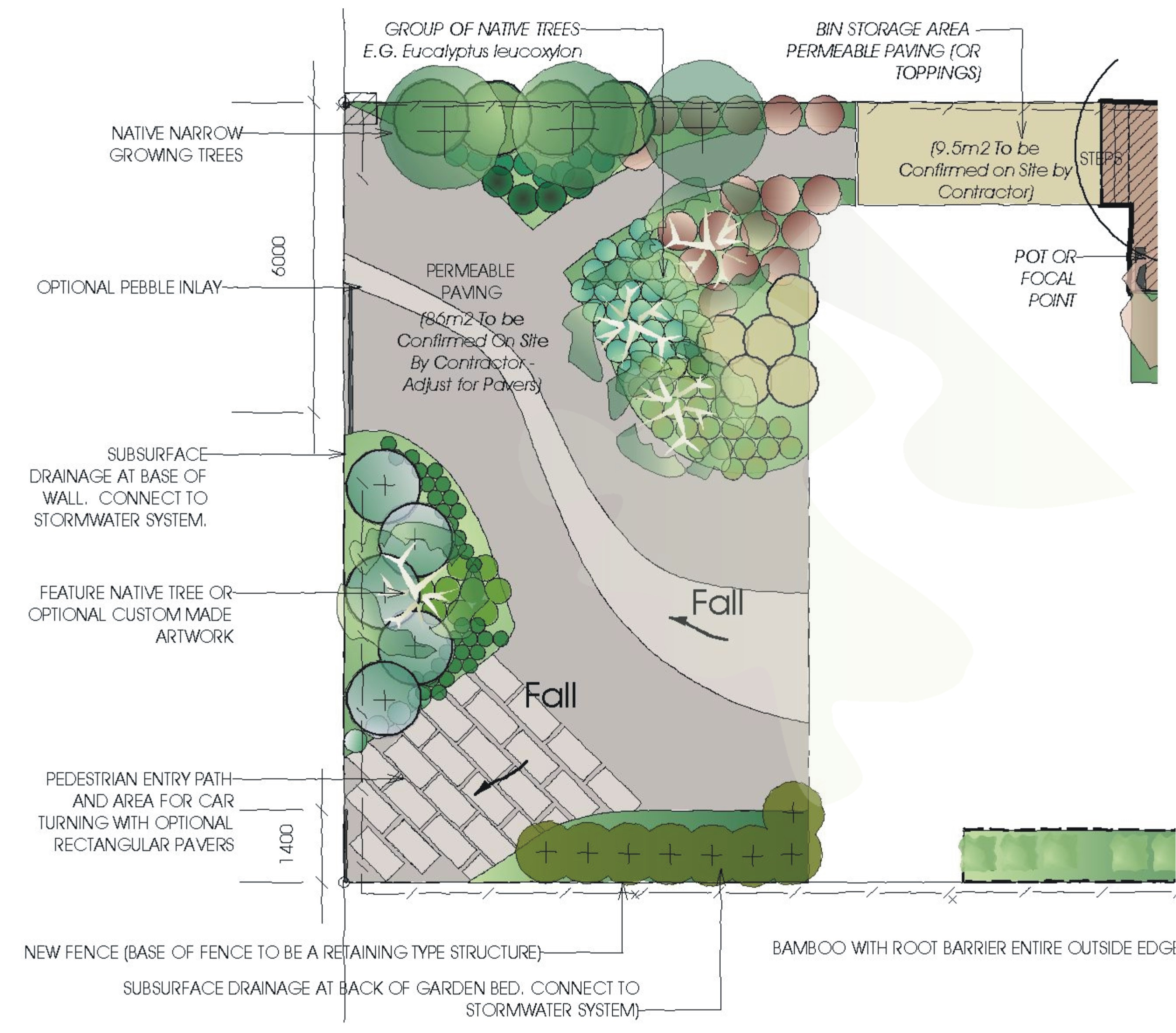 botanical traditions landscape design garden design